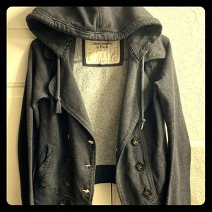 Abercrombie and Fitch hooded jacket
